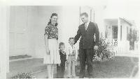thumbnail of 19451118-meridith_and_ruth_reed-dennis_5andhalf_years_old-richard_2andhalf_years_old-1629_bonfair_bellflower_ca.jpg