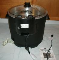 MASTERBUILT ELECTRIC TURKEY FRYER 28 QT